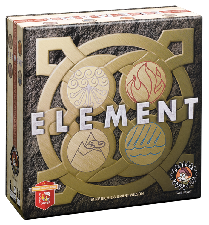 Element box facing right