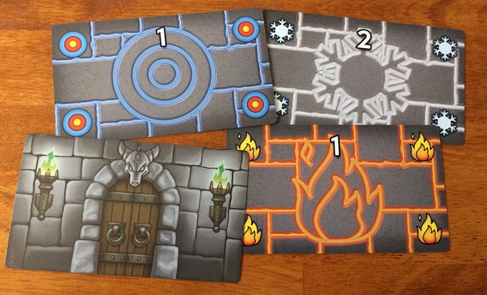 Room Card samples Wakening Lair